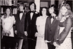 Submitted by D. Phillips-Turner: Prom night:  Sheri Wolf, Mark Dumas, Paul Ristow, Lori Caligirui, Bob Caligirui (Bob's