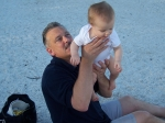 Submitted by David Winters: Dave and 1st grandson - Adam