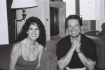 Sheri Morgan and Keith Callahan