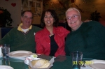 Neal Johnson, Peggy Dickson-Severson and Greg Graves, '72 mini reunion in Colorado Springs, 3/26/11