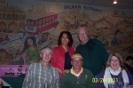 Mini reunion 3/26/11  Colorado Springs, CO  Greg ~ Neal ~ Margaret '72  and significant others ;)