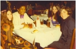 Submitted by Andre Everett: Prom 1973, Andre with Chris Metz and the Nies sisters