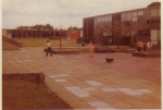 Submitted by Sheri Morgan: Lakenheath High School Campus, RAF Lakenheath, England 1972