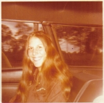 Submitted by Sheri Morgan: Shortly after returning to the States, 1973
